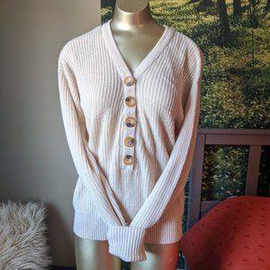 F21 Soft Woven Sweater